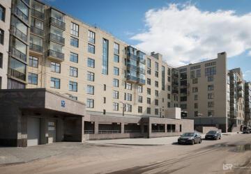 4-комнатные квартиры в ЖК Смольный Парк