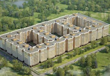 Квартиры-студии в ЖК Ломоносовъ