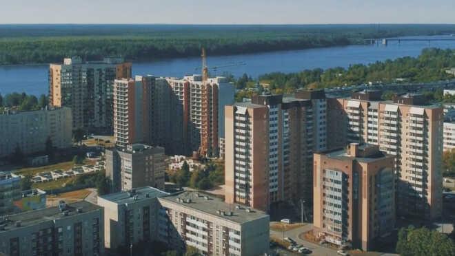 ЖК Нева Сити (На Энергетиков)