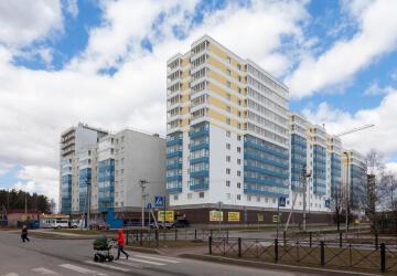 1-комнатные квартиры в ЖК Полар Южный