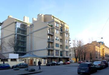 2-комнатные квартиры в ЖК Делагарди