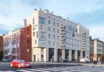 1-комнатные квартиры в ЖК Атлант