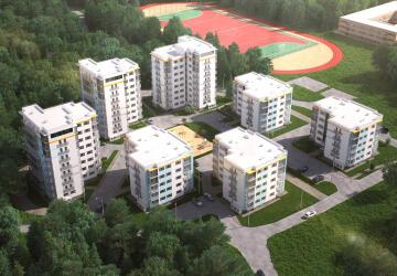 Купить квартиру в ЖК 84 высота