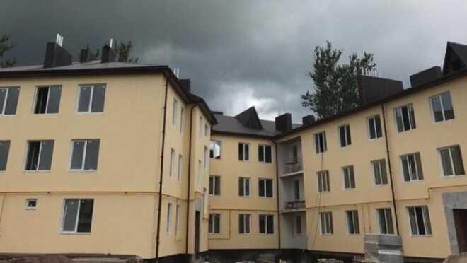 ЖК Моя Отрада (Новый жилой дом в Отрадном)