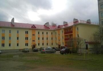 1-комнатные квартиры в ЖК Глажево