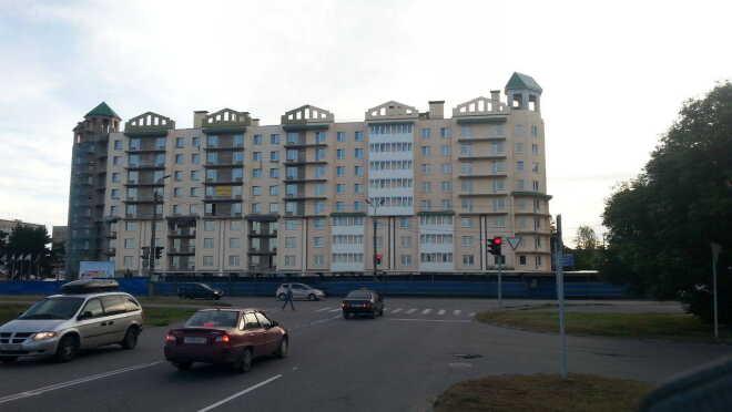 ЖК на Крикковском шоссе