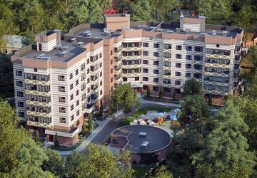 Купить квартиру в ЖК Большие Мытищи — Тайнинская