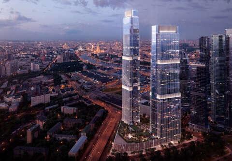 МФК Neva Towers (Нева Тауэрс)