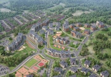 2-комнатные квартиры в ЖК EcoCity (ЭкоСити)