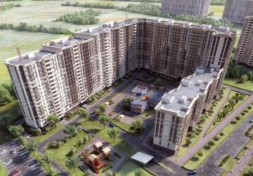 1-комнатные квартиры в ЖК Материк