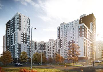 3-комнатные квартиры в ЖК Гринада
