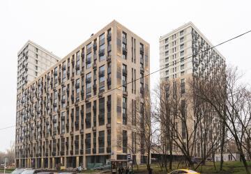 1-комнатные квартиры в ЖК Михайлова, 31