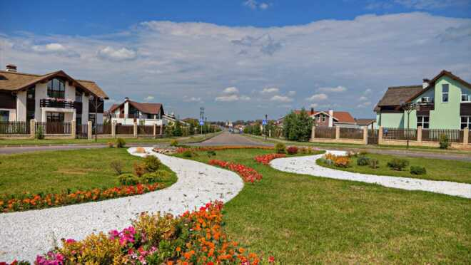 Коттеджный поселок Пестово