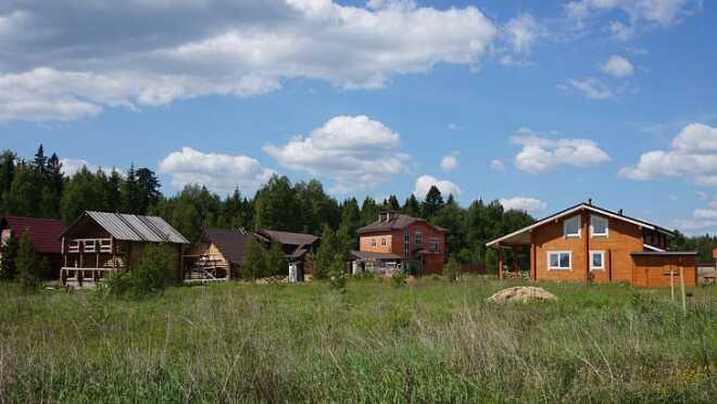 Коттеджный поселок Шишкин