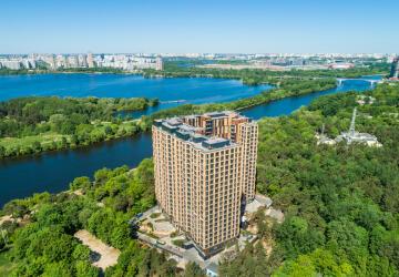 4-комнатные квартиры в ЖК Дом Серебряный Бор