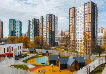 Купить квартиру в ЖК Скандинавия от частных лиц и агентств
