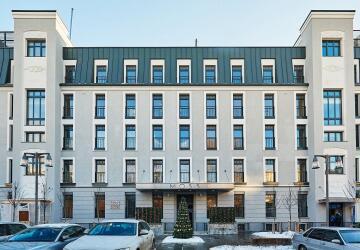 3-комнатные квартиры в ЖК Moss Apartments