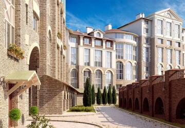 3-комнатные квартиры в ЖК Римский, Развилка