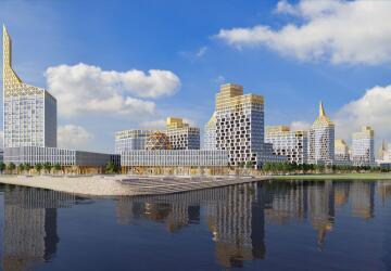 2-комнатные квартиры в ЖК Golden City (Голден сити)