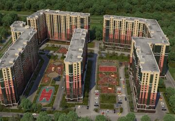 Купить квартиру в ЖК Две столицы (2 столицы) от Вариант