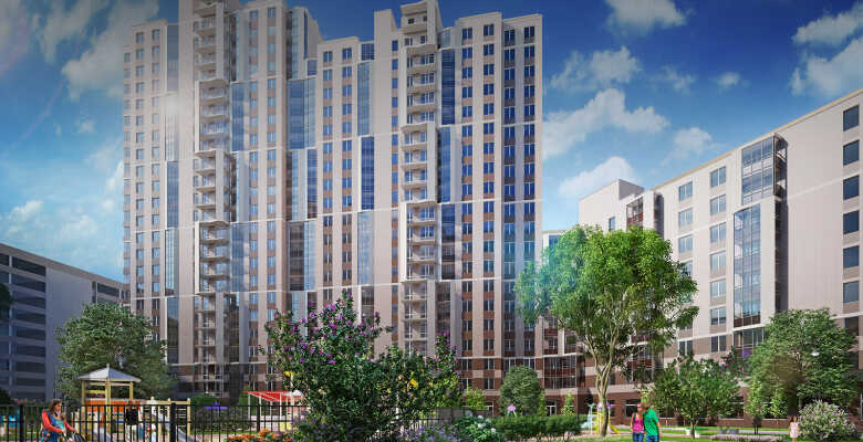 3-комнатные квартиры в ЖК Московский