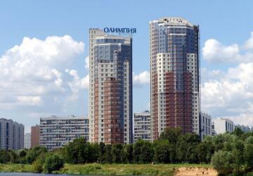 4-комнатные квартиры в ЖК Олимпия