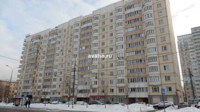 ЖК Новые Черемушки, кв-л 12