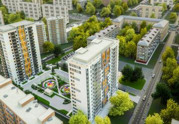 2-комнатные квартиры в ЖК Свой