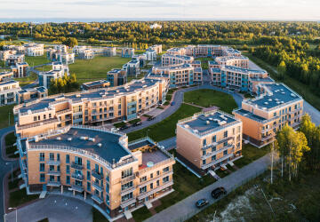 3-комнатные квартиры в ЖК Лахта Парк