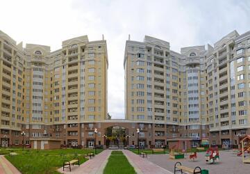 3-комнатные квартиры в ЖК Подкова, Дмитров