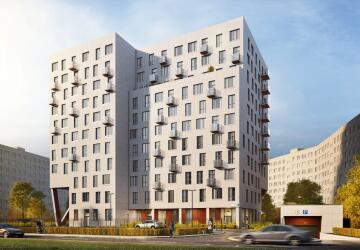 4-комнатные квартиры в ЖК Счастье в Кусково
