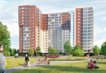 1-комнатные квартиры в ЖК Солнечный, Жуковский