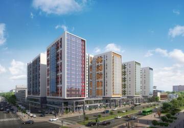 3-комнатные квартиры в ЖК Valo (Вало)