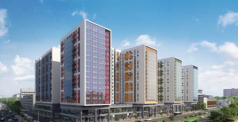 1-комнатные квартиры в ЖК Valo (Вало)