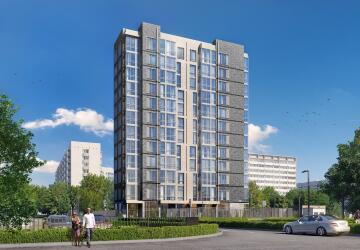 2-комнатные квартиры в ЖК Счастье на Ленинском
