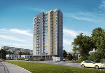 3-комнатные квартиры в ЖК Счастье на Дмитровке