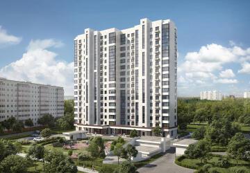 2-комнатные квартиры в ЖК Счастье на Волгоградке