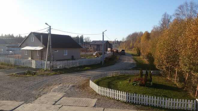Коттеджный поселок Зыковский уезд