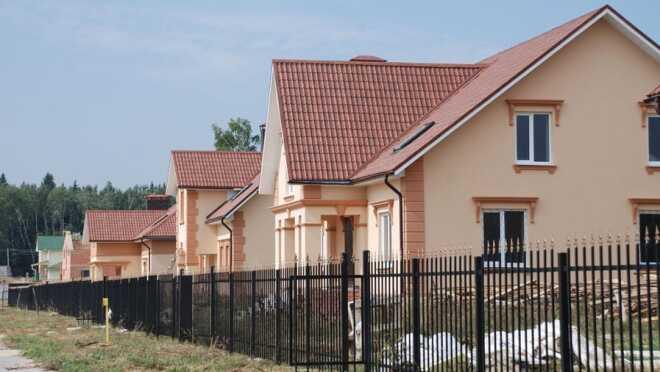 Коттеджный поселок Надовражино