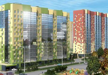 2-комнатные квартиры в ЖК Кирилл и Дарья