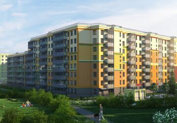 3-комнатные квартиры в ЖК Клёны