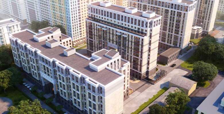 Квартиры-студии в ЖК Promenade (Променад)