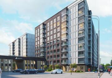 1-комнатные квартиры в ЖК Первый квартал (Ligovsky City)