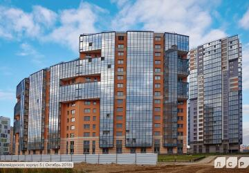 Купить квартиру в ЖК Калейдоскоп от Группа ЛСР (СПб)