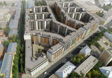 2-комнатные квартиры в ЖК Палацио
