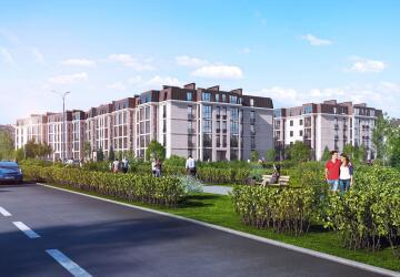 3-комнатные квартиры в ЖК СолнцеPark (Солнце Парк)
