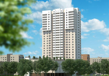 2-комнатные квартиры в ЖК Эврика