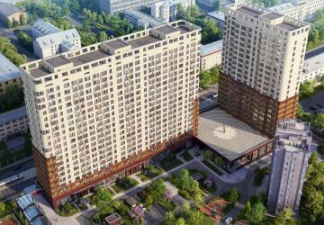 Купить квартиру в ЖК Вавилов дом