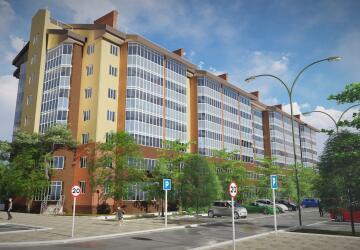 3-комнатные квартиры в ЖК У озера, Павловское
