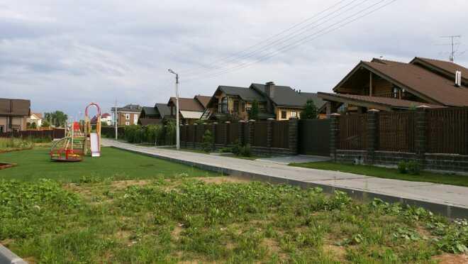 Коттеджный поселок Александрово